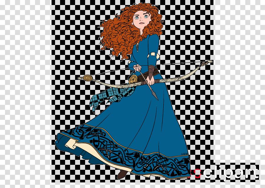 brave clip art clipart Merida Lord Macintosh Queen Elinor