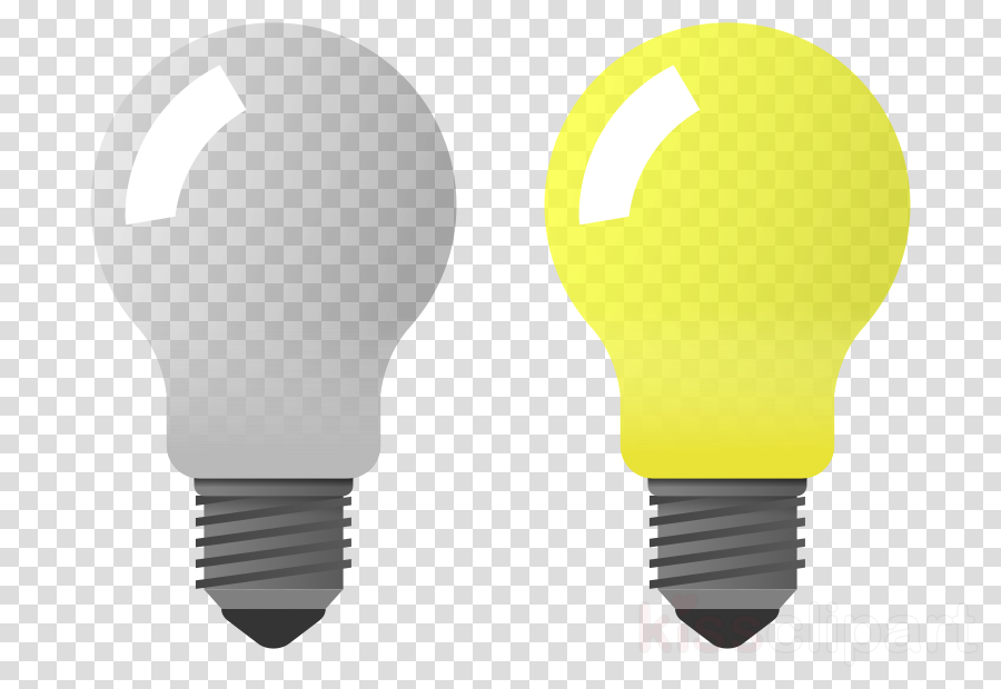 Incandescent light bulb clipart Incandescent light bulb Electric light