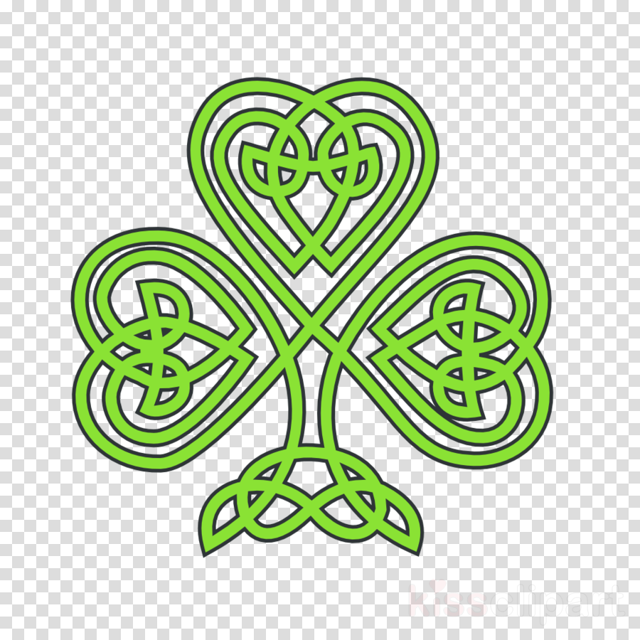 st patricks day celtic clipart Saint Patrick's Day Shamrock Clip art