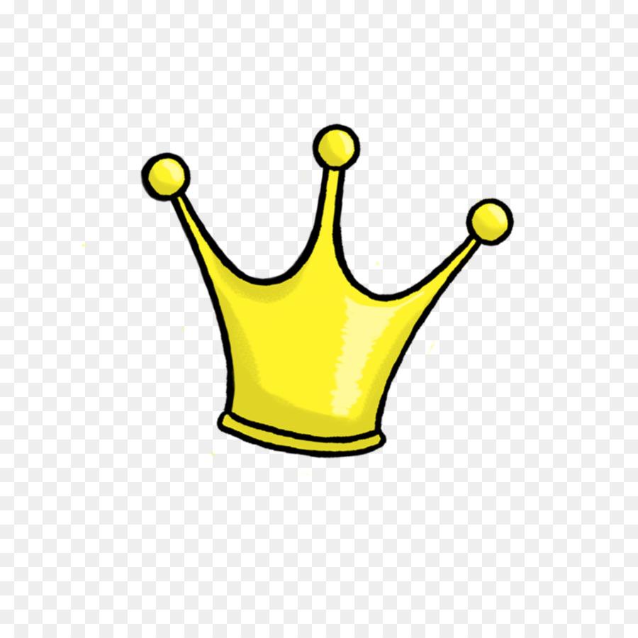 Hand Cartoon Clipart Crown