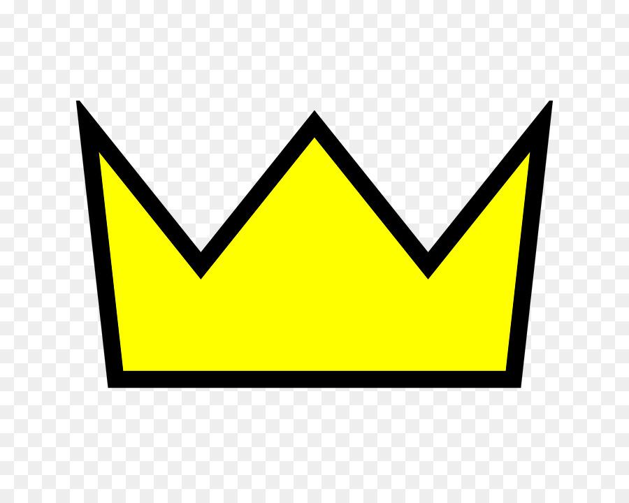 Crown Triangle Transpa Clip Art