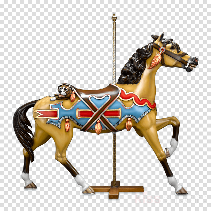 Carousel Horse Park Transparent Png Image Clipart Free Download