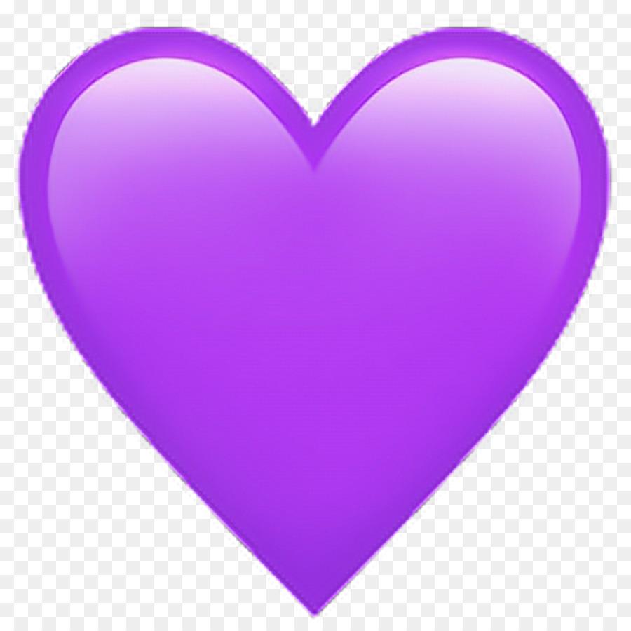 Heart Emoji Background