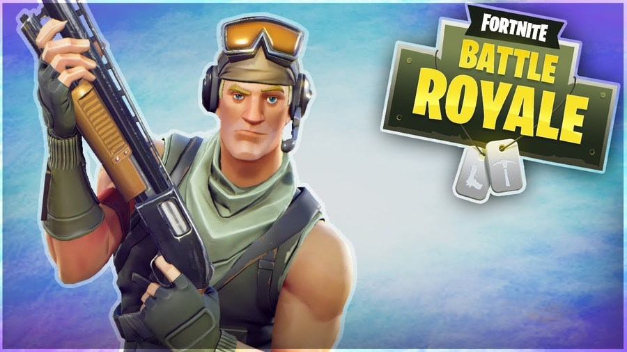 Fortnite Gun Soldier Png Clipart Free Download