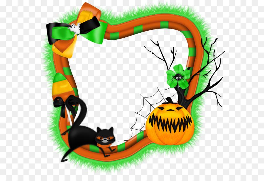 Download frames halloween clipart Halloween Picture Frames Clip art ...