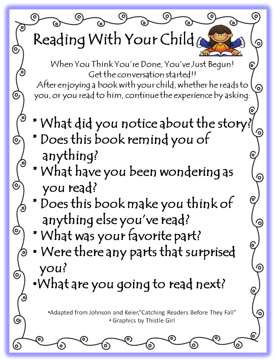 Download Letter To Parents About Reading At Home Clipart Reading