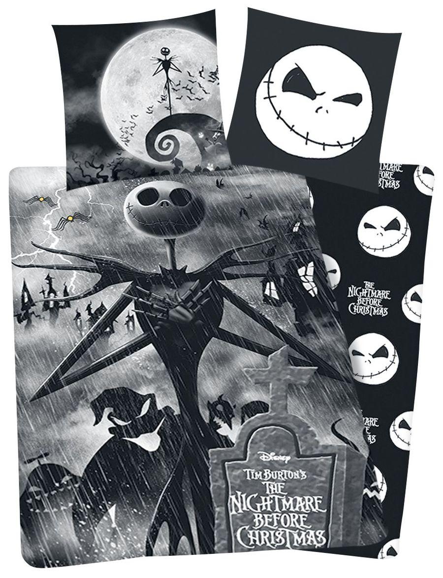 Download parure de lit - the nightmare before christmas - jack ...