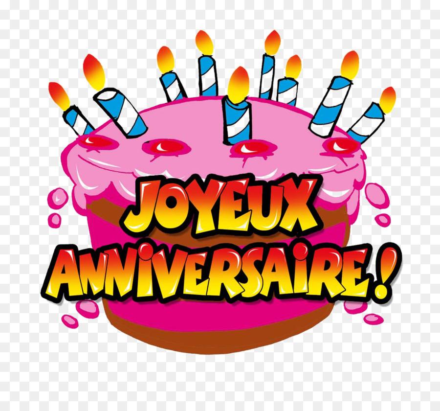 Happy Birthday Text Clipart Birthday Cake Food Transparent Clip Art