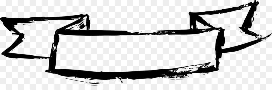 White Background Ribbon