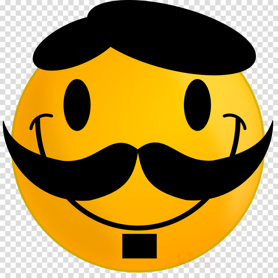 smiley moustache clipart Smiley Moustache Clip art