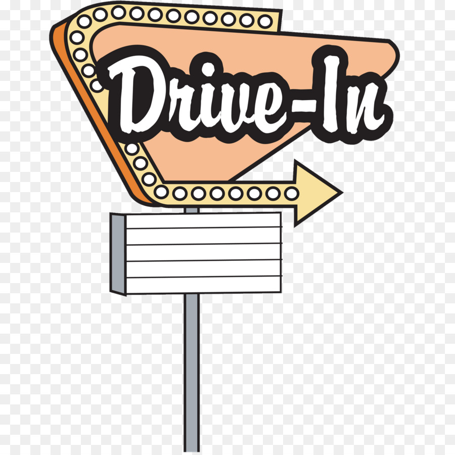 Movie drive in. Clip art clipart diner