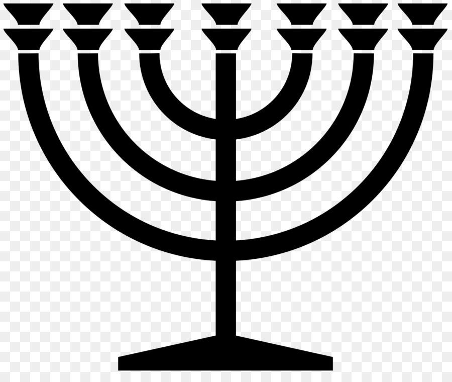 Download Menorah Symbol Clipart Menorah Judaism Jewish Symbolism