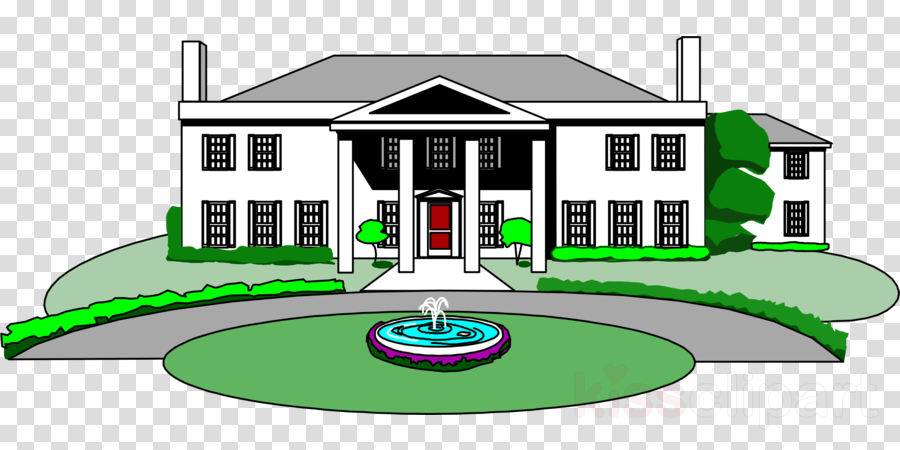 House mansion. Clipart cool cliparts stock