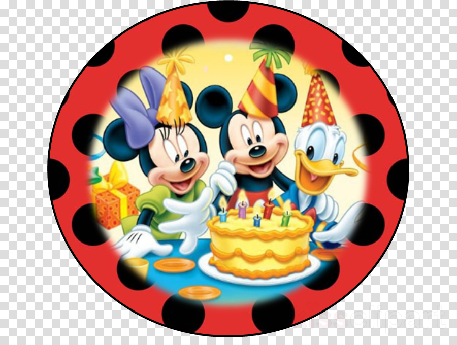 mickey mouse happy birthday background clipart Mickey Mouse Minnie Mouse Donald Duck