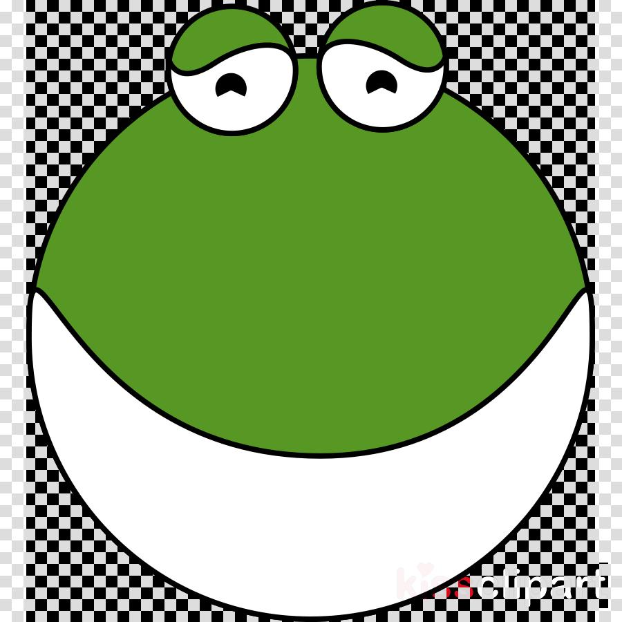 Gambar Kepala Katak Kartun