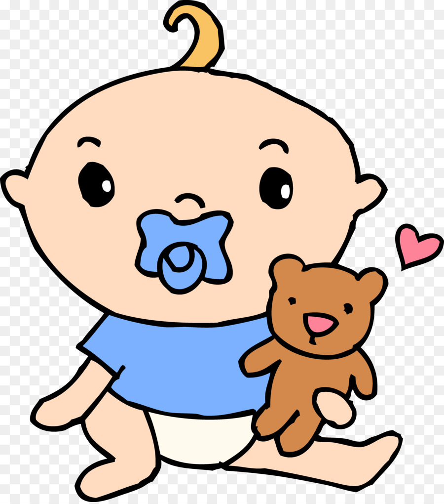 of a baby clipart Infant Clip art