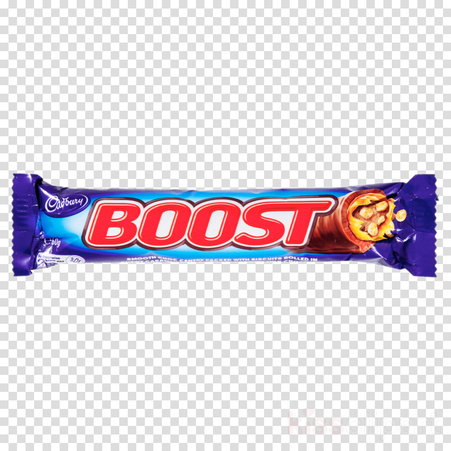 Boost clipart Chocolate bar Boost Cadbury