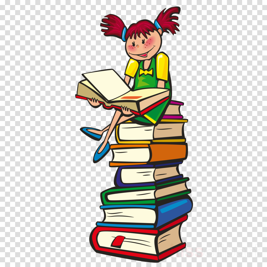 reading books clipart Book Reading Clip art