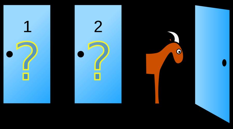 monty hall problem clipart Monty Hall problem Game show