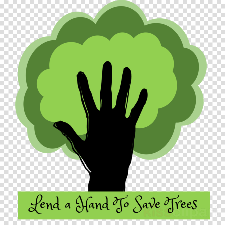 Tree Hand Leaf Transparent Png Image Clipart Free Download