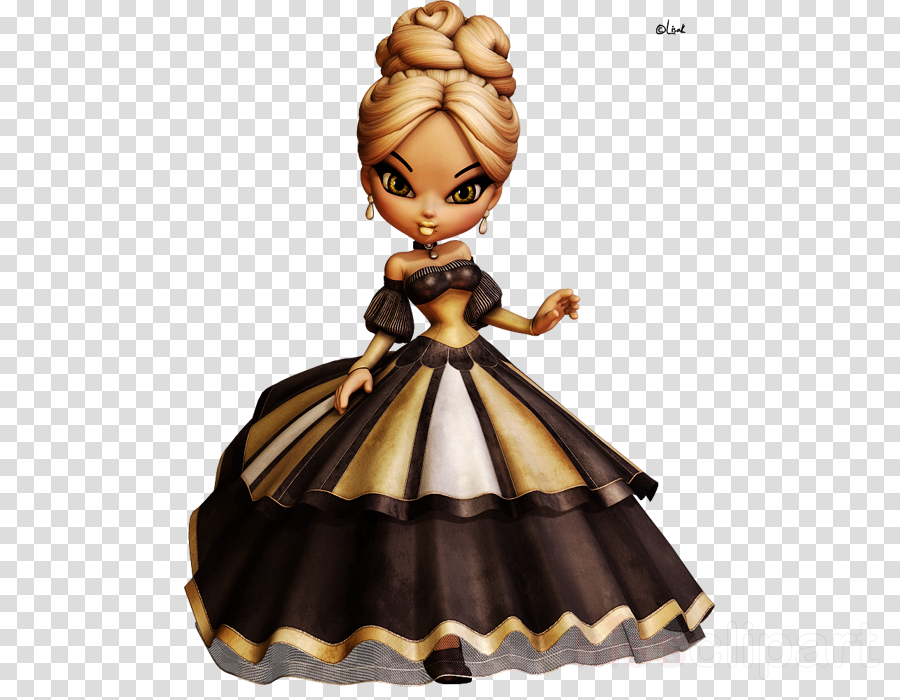 Doll clipart Doll Centerblog Drawing