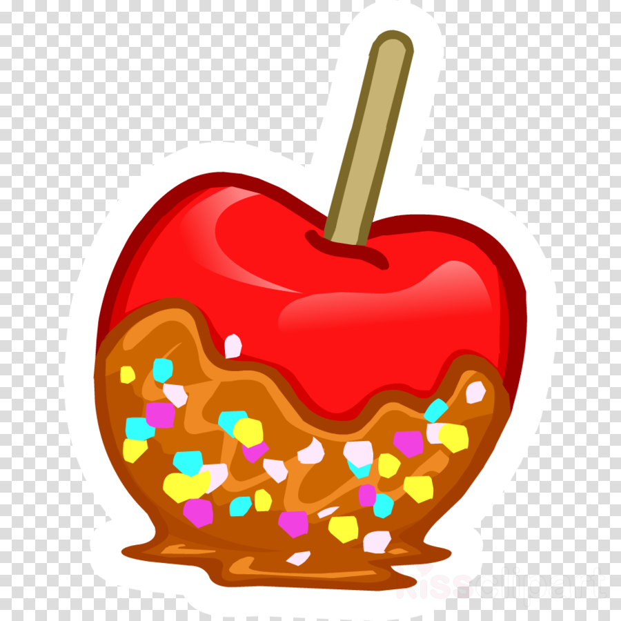 candy apple png clipart Candy apple Caramel apple