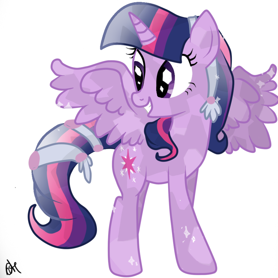 Download My Little Pony Twilight Sparkle Alicorn Clipart Rarity