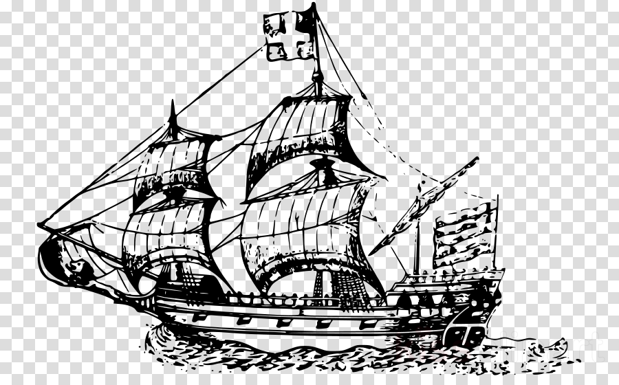 man o war ship png clipart Man-of-war Ship Clip art