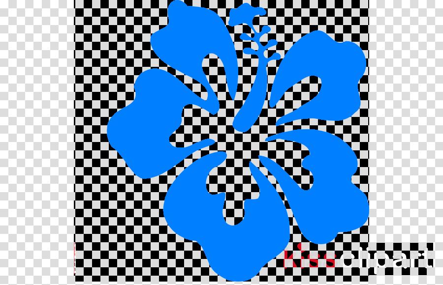 blue hibiscus clipart Blue hibiscus Rosemallows Clip art
