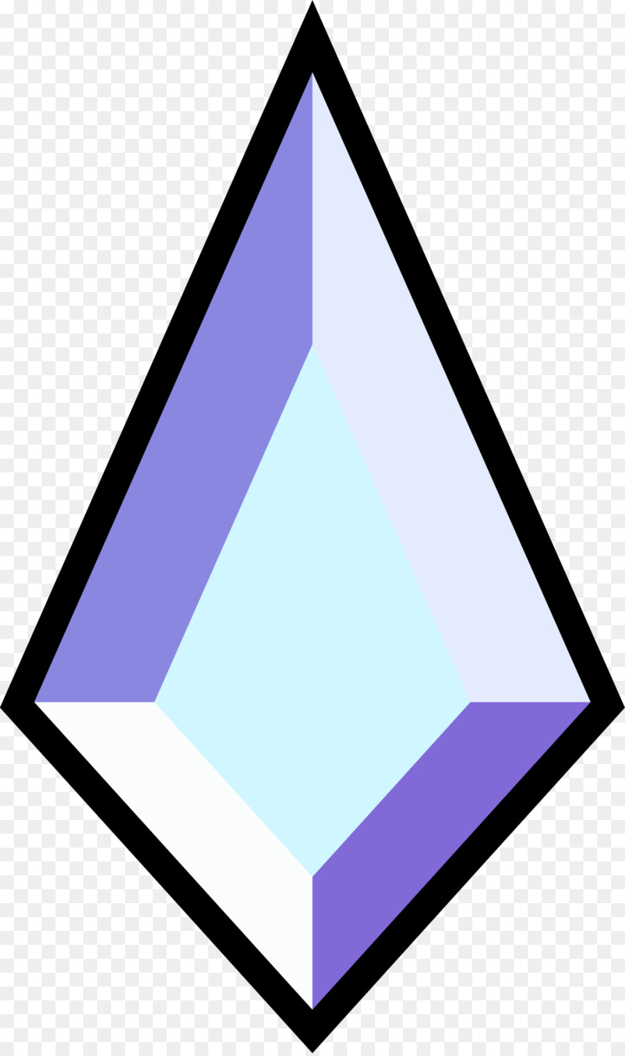 Diamond gem. Background clipart triangle square