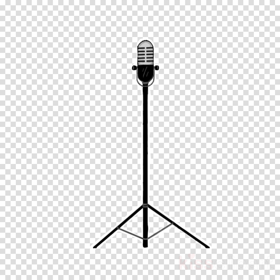 draw a microphone clipart Microphone Stands Drawing