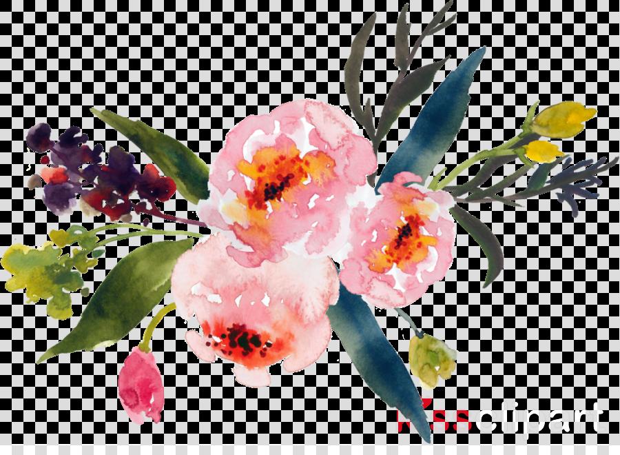 flowers watercolor clipart Watercolour Flowers Watercolor painting Clip art