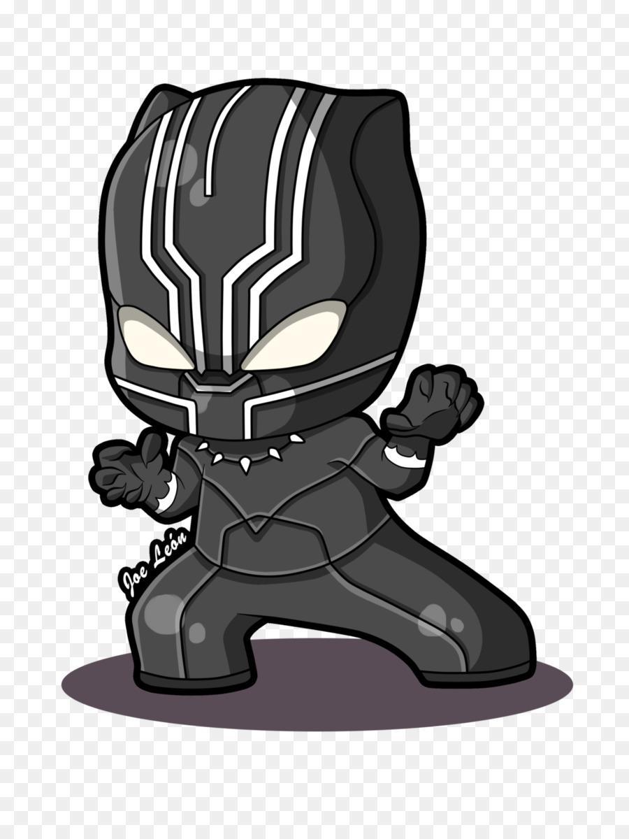 black panther cartoon drawing clipart Black Panther Cartoon Erik Killmonger