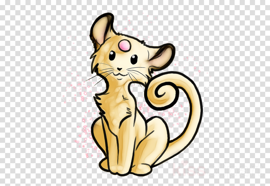 Persian clipart Whiskers Persian cat Meowth