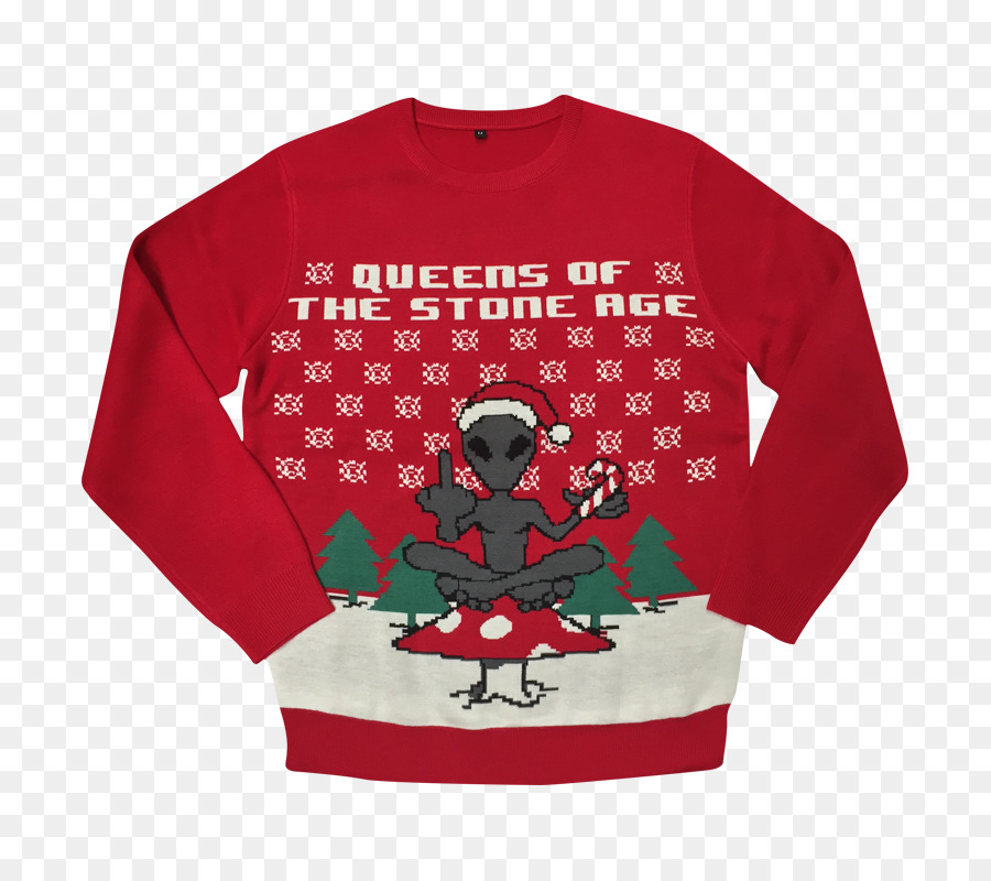 Download queens of the stone age christmas sweater clipart Christmas ...