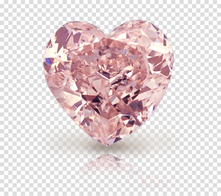 Pink diamond clipart Pink diamond Graff Pink