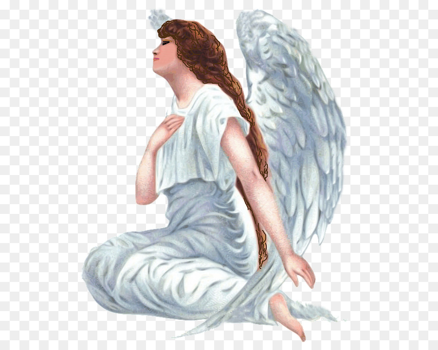 Angel transparent background. Cartoon clipart clip art