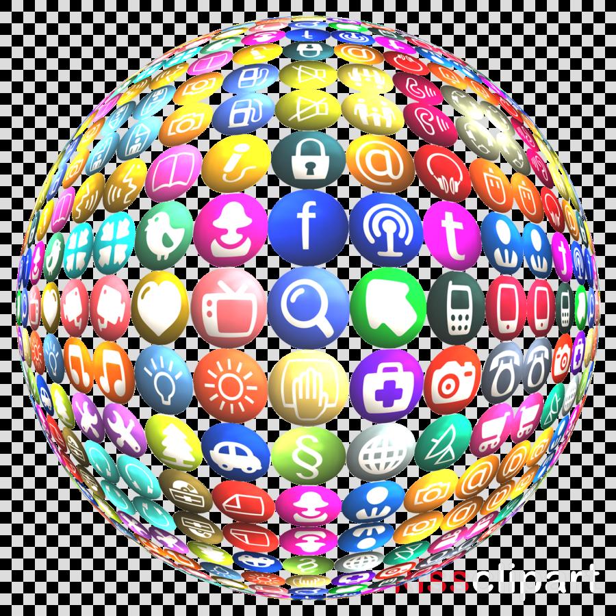 phones social media clipart Social media marketing