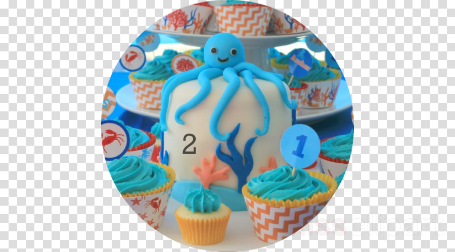 Birthday cake clipart Cupcake Birthday Cakes for Kids