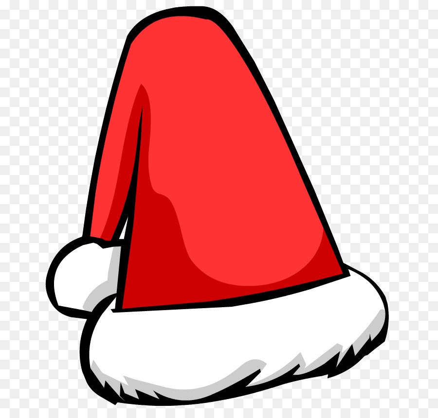 Cartoon Santa Hat Png Clipart Santa Claus Clip Art