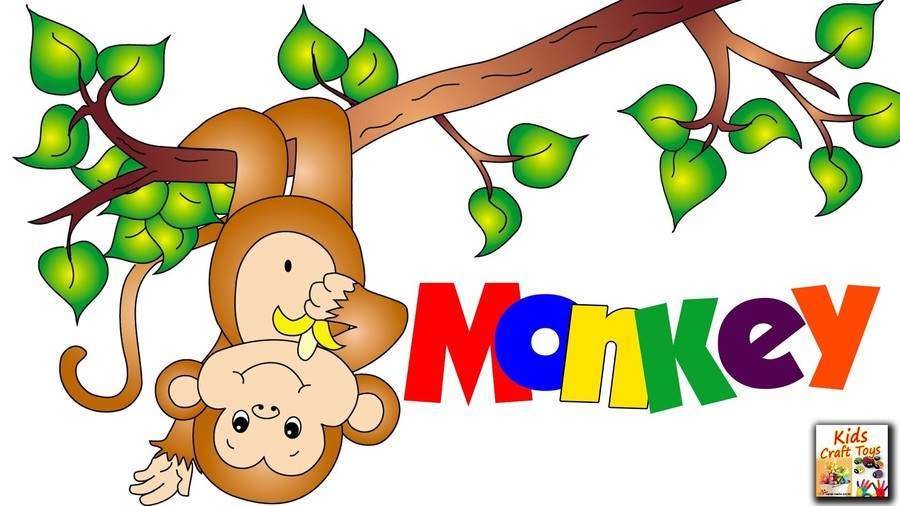 monkey leaf tree food flower png clipart free download