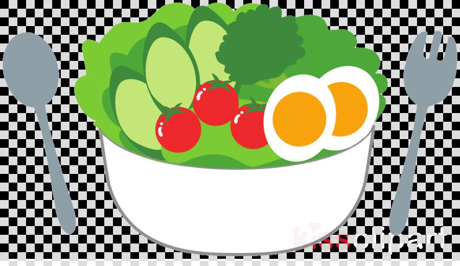 Salad Food Fork Transparent Png Image Clipart Free Download