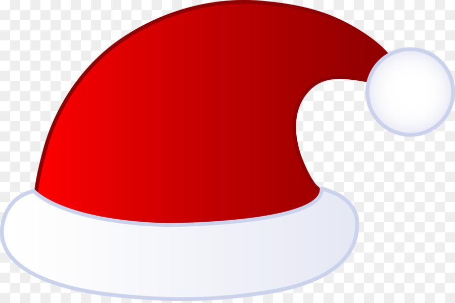 Christmas Hat Cartoon clipart , Hat, Cap, transparent clip art