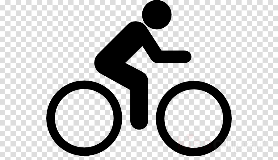 cycling icon clipart Cycling Bicycle Clip art