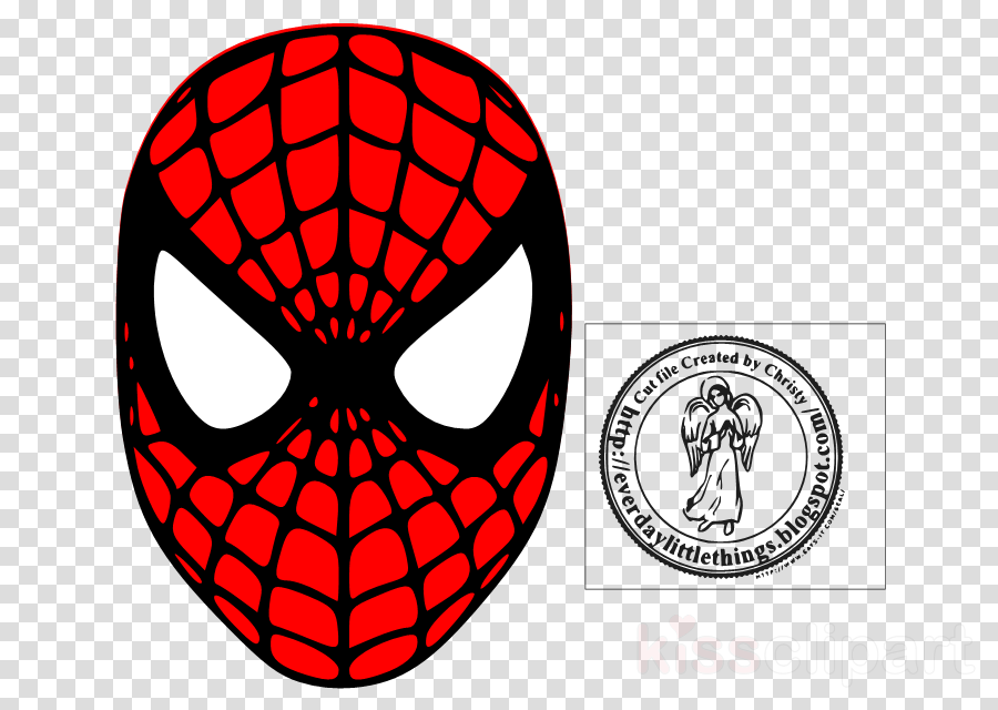 spiderman head clipart Spider-Man Spiderman 1 Clip art