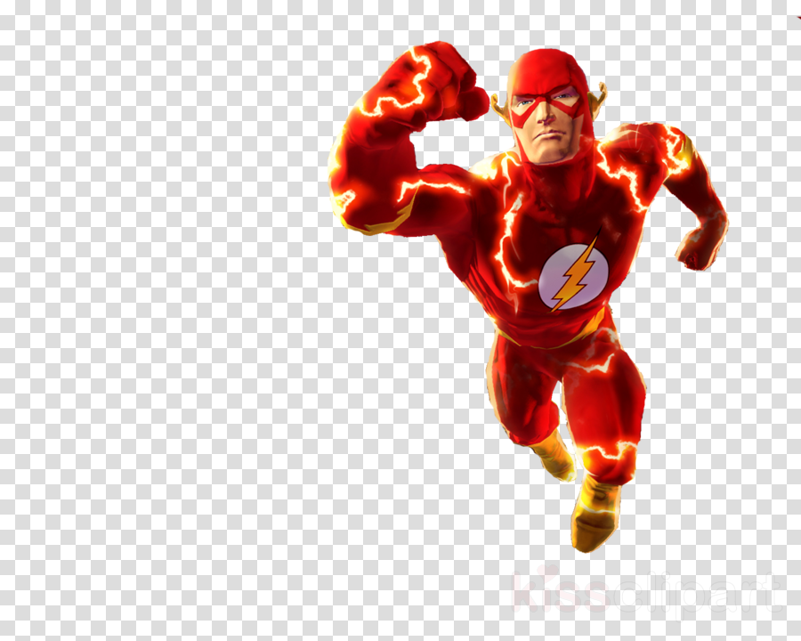 superhero flash clipart Baris Alenas Flash Wally West