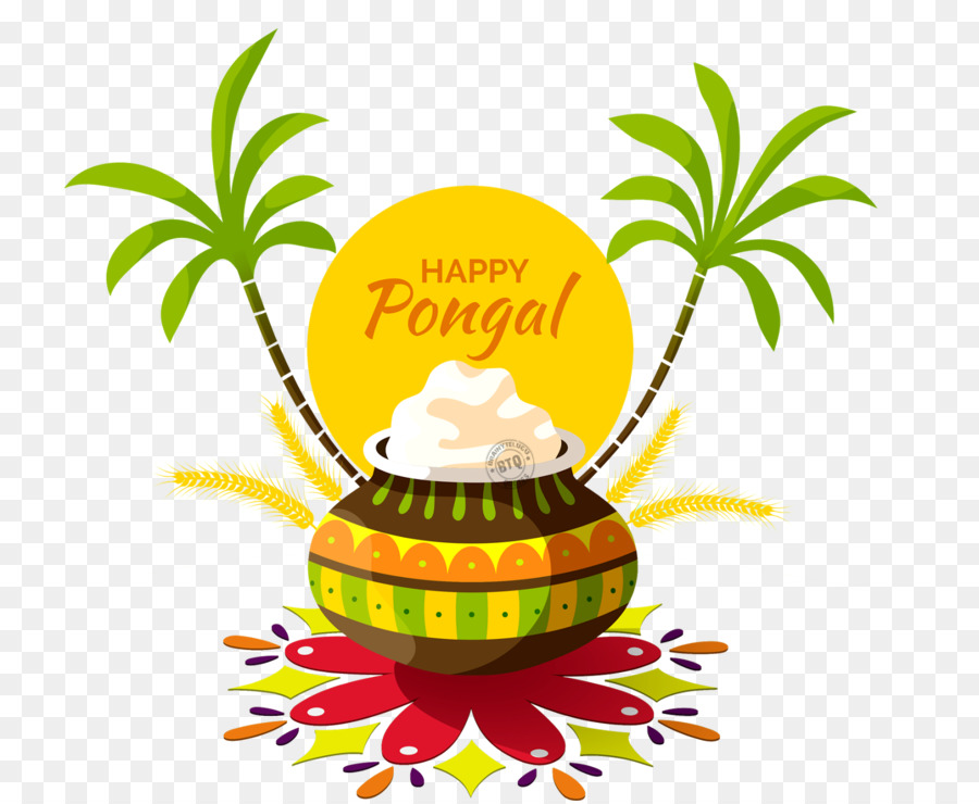 Happy Pongal - Thai Pongal - Harvest Festival