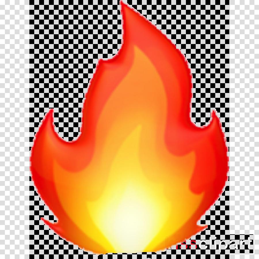 emoji fire clipart Emoji Fire Flame