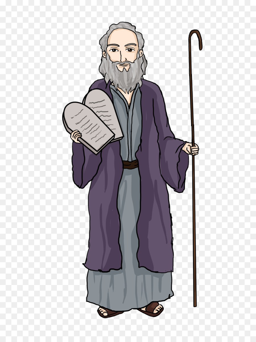 moses png clipart Moses Bible Book of Exodus