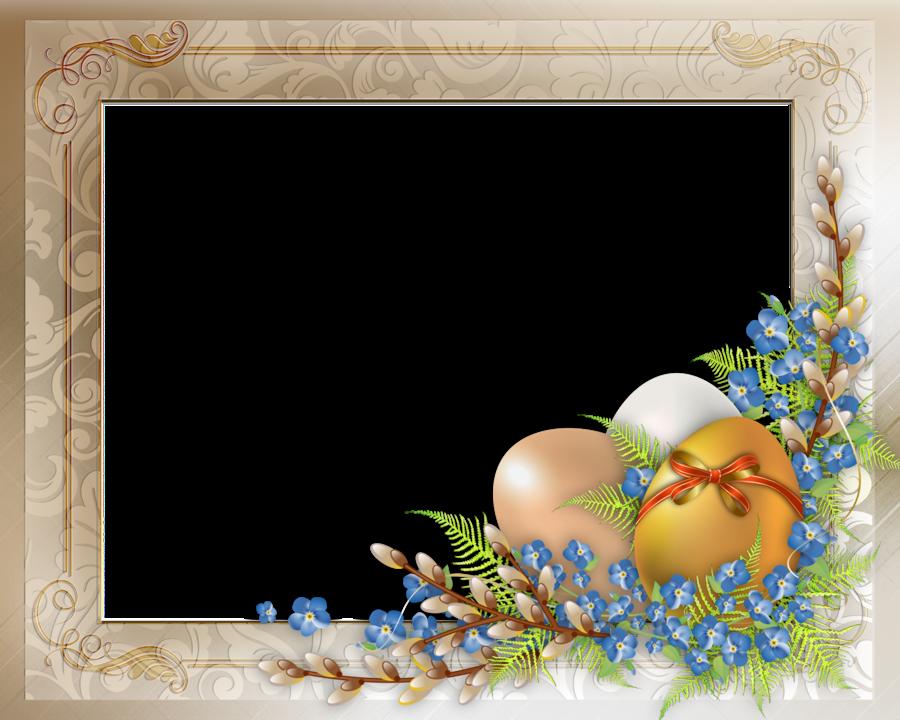 Download easter frames png clipart Easter Bunny